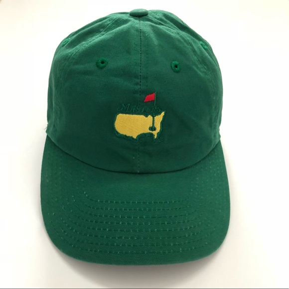 Masters Green Golf Hat American Needle f68e68cdde0